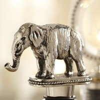 Elephant Bottle Stopper | Pottery Barn