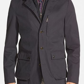 Men's Ted Baker London 'Cannor' Cotton Jacket,