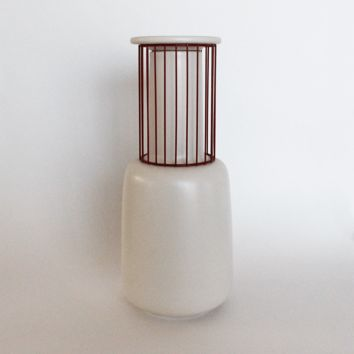Cage Tall Vase