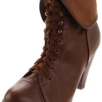 Very Volatile Women's Mugsy Lace-Up Boot - designer shoes, handbags, jewelry, watches, and fashion accessories | endless.com
