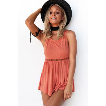 2017 Women Summer Rompers Ukraine Clothes Sleeveless Solid Color Sexy Backless Bandage Playsuits Casual Beach Party Clubwear