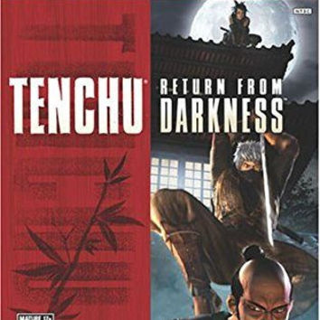 Tenchu: Return From Darkness (Microsoft Xbox, 2004) Complete