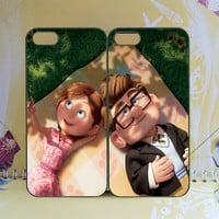 ipod 5 case,ipod 4 case,Carl and Ellie Couple samsung s3 mini,Samsung S4 Case,iphone 4 case,iPhone 5C Case,iPhone 5S Case,any two can match