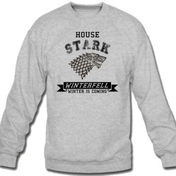 House stark Sweatshirt Crew Neck