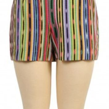 Ivy Jane Summer Serape Short