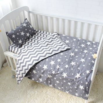 5Pcs Crib Bedding Set