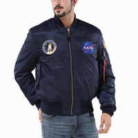 NASA Navy flying jacket