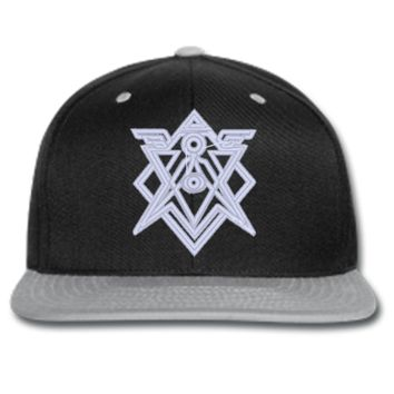 Tradition symbol for the Society of Ether beanie or SNAPBACK hat