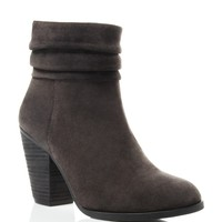 VINCE CAMUTO Slouch High Heel Booties