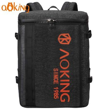 University College Backpack Aoking Large Capacity School  Travel  Students Laptop School  Daily Leisure Teenage Journey AT_63_4