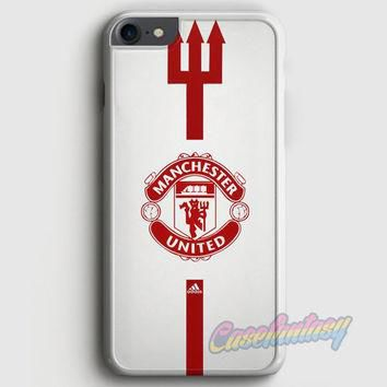 Manchester United Adidas iPhone 7 Case | casefantasy