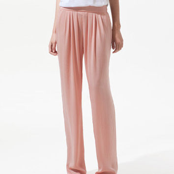 LOOSE TROUSERS - Trousers - Woman - ZARA United States