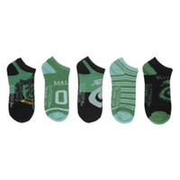 Harry Potter Slytherin No-Show Socks