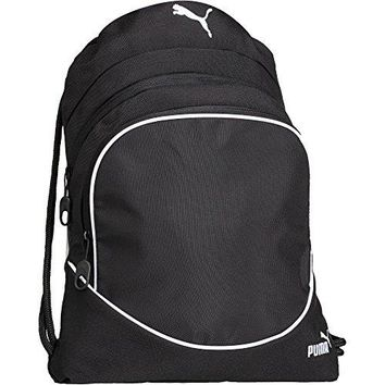 Puma Soccer Ball Carrysack Black
