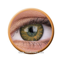 Honey Glamour Contact Lenses (Pair)