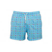 Bermies Trunks Bikini Float Blue