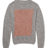 Oliver Spencer - Knitted Linen Sweater | MR PORTER