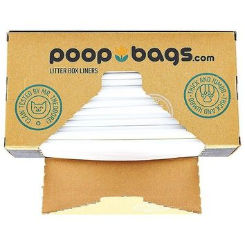 PoopBags Litter Box Liners