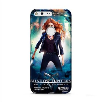Shadowhunters Google Pixel XL 2 Case