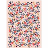 Blushing Rosa Wrapping Sheets by RIFLE PAPER Co. | Made in USA