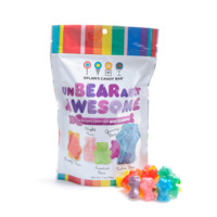 Dylan's Candy Bar UnBEARably Awesome Candy Pouch : 10 and Under