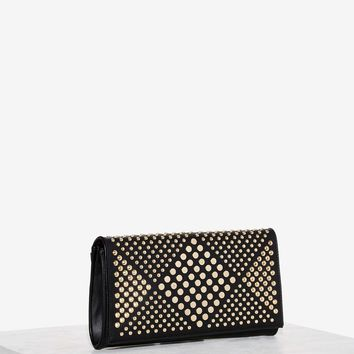 Riana Studded Clutch