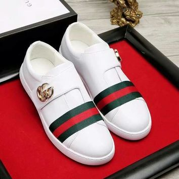 Gucci Fashion Casual Sneakers Sport Shoes-16