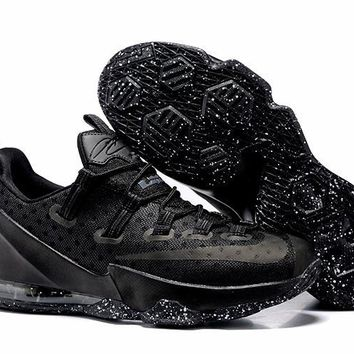 qiyif Nike Men's Low Lebron 13 Basketball Shoes Black 40-46