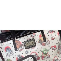 Star Wars Tattoo Flash Tote Bag | Blame Betty