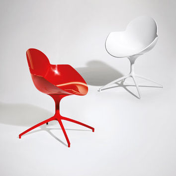 Colored Polycarbonate Chairs by Infiniti Design ? Cookie | Trendir