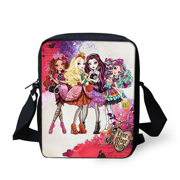 "Monster High  "" Ever After High ""  Messenger Bag"