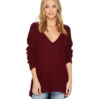 Free People Lofty V-Neck