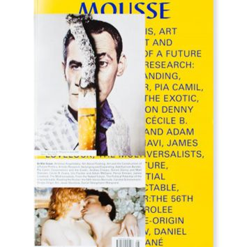 Mousse Magazine, Issue 48