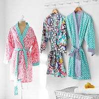 Cozy Cotton Robe