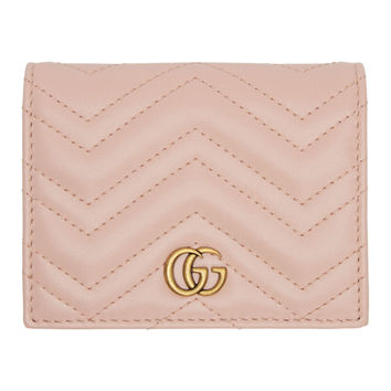 Pink Marmont Wallet