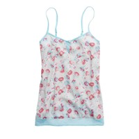 AERIE FLORAL TANK