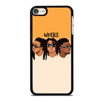 MIGOS WHERE iPod Touch 6 Case Cover