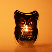 Home Cats Decoration Gifts Owl Creative Accessory = 5893452993