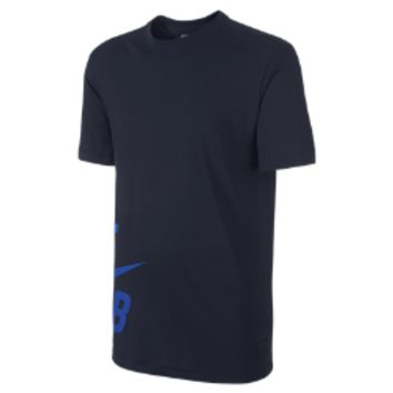 Nike SB Dri-FIT Spray Men's T-Shirt - Obsidian