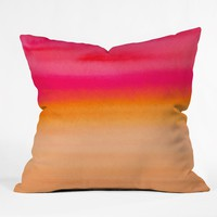 Rebecca Allen Blooming Wake Throw Pillow