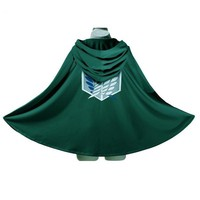 Attack on Titan Cosplay Cloak