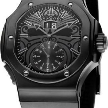 Bulgari - Endurer Chronosprint - DLC All Black - Special Edition