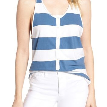 Stateside Rugby Stripe Tank | Nordstrom