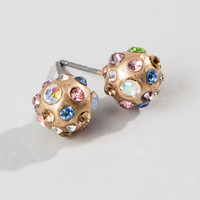 Gabby Ball Stud Earrings