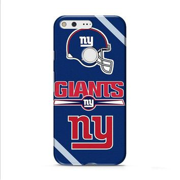 NEW YORK GIANTS NY Google Pixel XL 2 Case