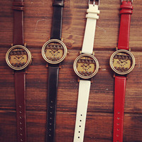 Womens Adorable Watch Gift - 513