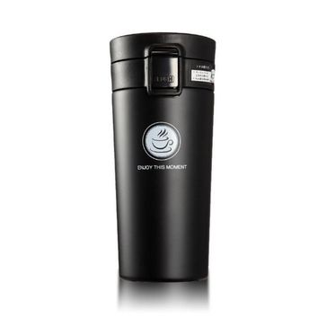 Thermos Keep Mug Tea & Coffee Cup with Lid Seal Travel Thermo mug