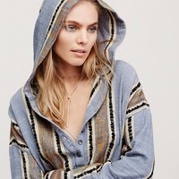 Free People Baja Pullover Top