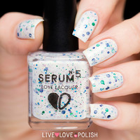 Serum No. 5 Sprinkles & Cream Nail Polish