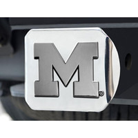 Michigan Wolverines NCAA Hitch Cover